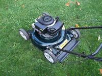 Yard Works 5 Hp Lawnmower
