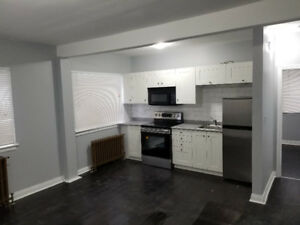 Updated 1 bedroom apartments available for rent