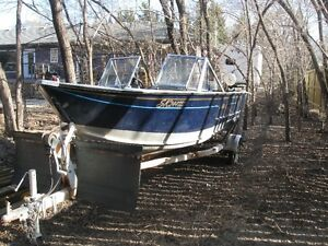 Boat & motor for sale