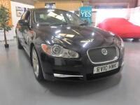 2010 10 Jaguar XF 3.0TD V6 auto Luxury