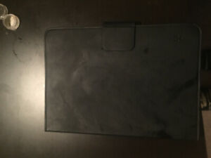 Tablet case for iPad or any sort of electronic tablet,  20 even