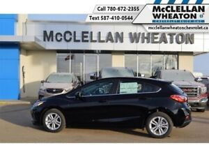 2019 Chevrolet Cruze Diesel  - Heated Seats -  Bluetooth - $189.