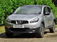 2013 Nissan QASHQAI 360 Manual Hatchback