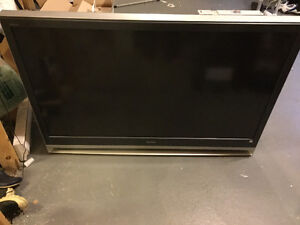 """54"""" Sony Projection TV"""
