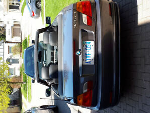 2002 BMW  convertible $7800