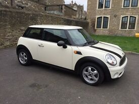 !! WOW !! MINI ONE HATCH - LOW MILEAGE - NEW MOT - AMAZING CONDITION