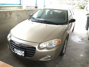 2005 Chrysler Sebring Touring Sedan