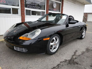 2001 Porsche Boxster - The perfect summer toy!