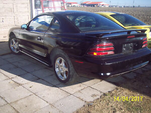 mustang a vendre