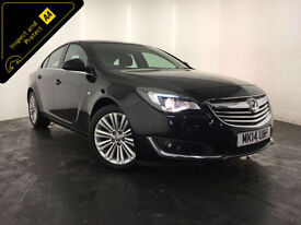 2014 VAUXHALL INSIGNIA DESIGN NAV CDTI ECO 1 OWNER SERVICE HISTORY FINANCE PX