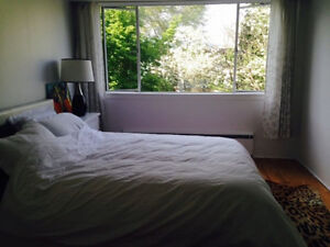 Kitsilano Beachside Furnished Home w/ Patio - $2,370 per 30 ni.
