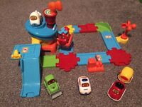 Toot toot airport with extras