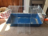 Guinea pig, rabbit and rat cages