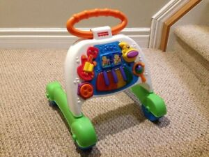 Fisher Price - Activity Learning Walker