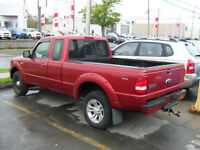 2007 FORD RANGER 4 X 4  SUPER CAB  6CLY 5 SPEED