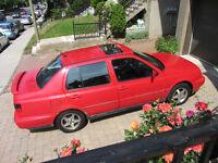 1998 Volkswagen Jetta  Wolfsburg Sedan