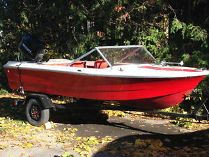 Boat, Trailor and Motor for sale