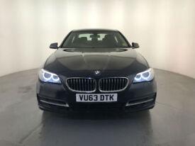 2013 63 BMW 520D SE DIESEL 4 DOOR SALOON 1 OWNER SERVICE HISTORY FINANCE PX