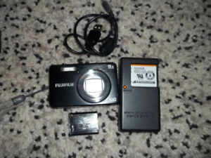 Fujifilm FinePix 150W Digital Camera