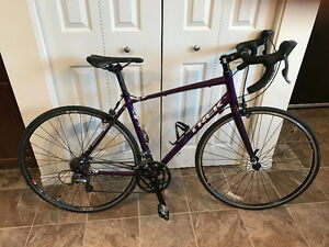 2016 Trek Lexa C Womens Road Bike Purple Lotus
