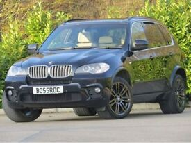 BMW X5 3.0 XDRIVE 40d M SPORT 7 SEATER PAN ROOF
