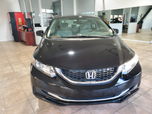 Honda Civic 2014 Automatique 4 Cylindres Air Climatisee 10 495$