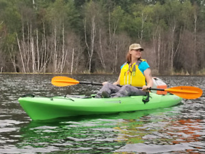 Wilderness Systems Tarpon 140 kayak for sale or trade.