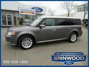 2009 Ford Flex SEL6CYL/PGROUP/DVD/PROOF/ALLOYS