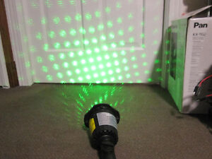 Prime Holiday Laser Light Projector with 2-Head Red and Green La Kitchener / Waterloo Kitchener Area image 5