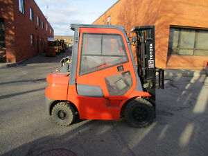 Toyota forklift indoor and out door 5000Lb capacity