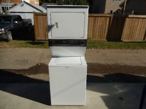 Stacked washer/dryer $99, Dryer $50, can deliver.