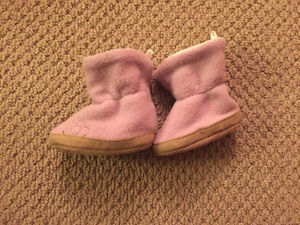 Carter baby boots