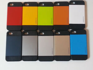 SLIM ARMOR CASE COVER for iPhone 4/5 & SE series