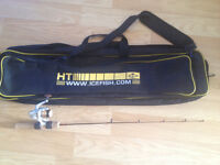 Ice fishing rod brand new never used