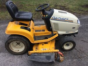 Cub Cadet GT2554 in Excellent Condition