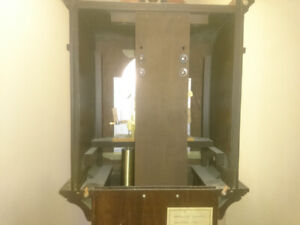 Grandfather clock for sale as is