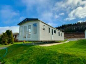 BRAND NEW STATIC HOLIDAY HOME FOR SALE 5*VIEW OVERLOOKING PENDLE WITCH HILL