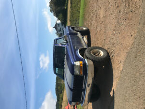 1993 Ford F-150 Xlt Flare side