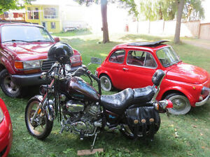 1986Yamaha Virago, mint condition,bought it 5years ago&never use