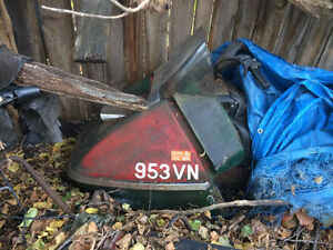 Looking for free or cheap snowmobile