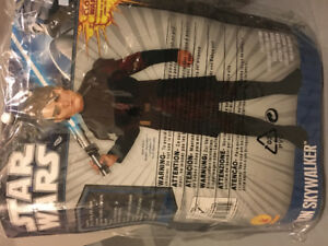Anakin Skywalker Halloween Costume Size 3-4
