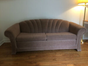 Sofa bed available for FREE!
