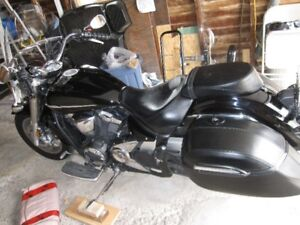 2008 Yamaha V Star 1300 Tourer (In exccellent condition)