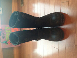Boys Kamik Winter Boots For Sale