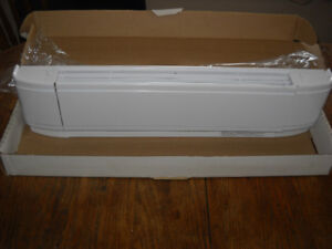 2015 Calorifère plinthe Baseboard 750W heater électrique