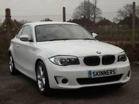 BMW 1 Series 120i Exclusive Edtion PETROL MANUAL 2012/12