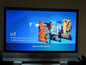 TV PANASONIC HD, PLASMA 42' '/ CELLULAIRE