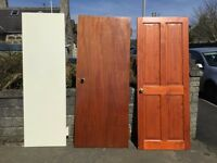 19 Internal doors - free to uplift - SOLD PENDING COLLECTION