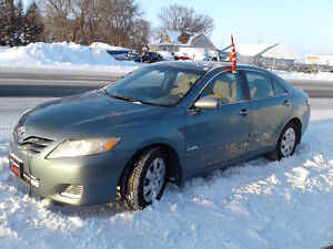 2010 Toyota Camry, Remote Start with ONE YEAR WARRANTY
