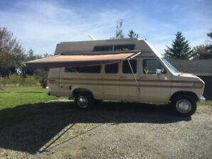 1978 Ford Camper VAn